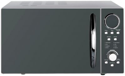 Morphy Richards 900W Standard Microwave P90D23EL-B8 - Silver Best Price, Cheapest Prices