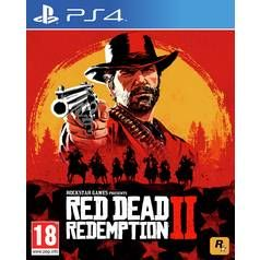 Red Dead Redemption 2 PS4 Game Best Price, Cheapest Prices