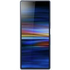 SIM Free Sony Xperia 10 Plus 64GB Mobile Phone - Blue Best Price, Cheapest Prices
