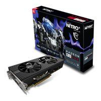 8GB Sapphire Radeon RX 580 NITRO+, 14nm Polaris, 2304 Streams, 1411MHz GPU, 8000MHz GDDR5, 2xDP/2xHDMI/DVI-D Best Price, Cheapest Prices