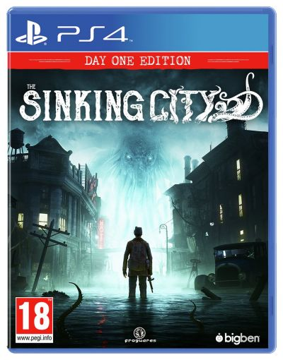 The Sinking City PS4 Game Best Price, Cheapest Prices