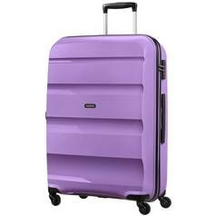 American Tourister Bon Air 4 Wheel Spinner - Lilac