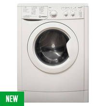 Indesit IWC91252ECO 9KG 1200 Spin Washing Machine - White Best Price, Cheapest Prices