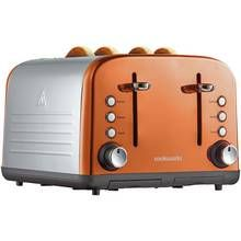 Cookworks 4 Slice Toaster - Copper Best Price, Cheapest Prices