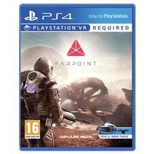Farpoint PS VR Game (PS4) Best Price, Cheapest Prices
