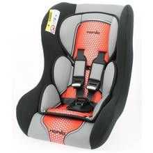 Trio Comfort First Pop Group 0/1/2 Car Seat - Red