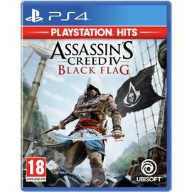 Assassin's Creed Black Flag PS4 Hits Game Best Price, Cheapest Prices