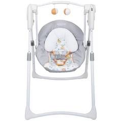 Graco Slim Spaces 2-in-1 Swing - Linus Best Price, Cheapest Prices