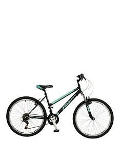 Falcon Vienne Hardtail Ladies Mountain Bike 17 Inch Frame Best Price, Cheapest Prices