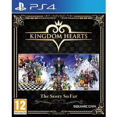 Kingdom Hearts: The Story So Far PS4 Game Best Price, Cheapest Prices