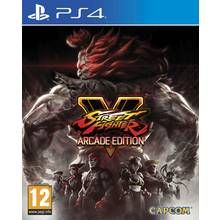 Street Fighter V Arcade Edition Game Best Price, Cheapest Prices