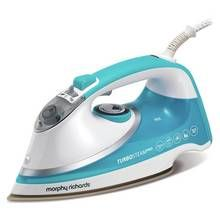 Morphy Richards 303128 Turbosteam Pro Steam Iron Best Price, Cheapest Prices