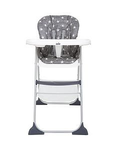 Joie Joie Mimzy Snacker Highchair – Twinkle Linen Best Price, Cheapest Prices