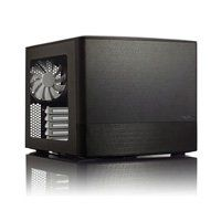 Fractal Design Node 804 Black micro-ATX/ITX Cube Case with Side Window w/o PSU (Std ATX) Best Price, Cheapest Prices