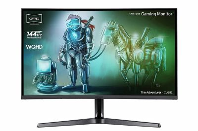 Samsung CJG52 32 Inch 144Hz QHD Curved Gaming Monitor Best Price, Cheapest Prices