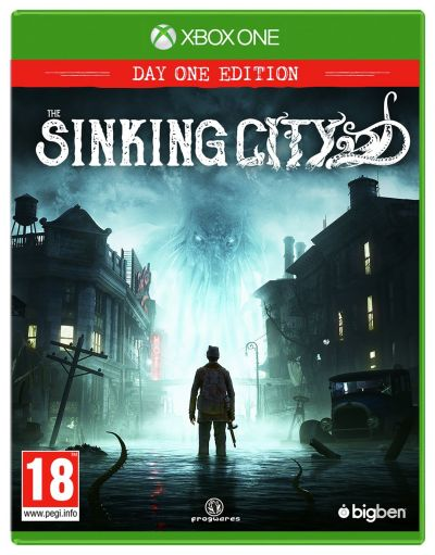 The Sinking City Xbox One Game Best Price, Cheapest Prices