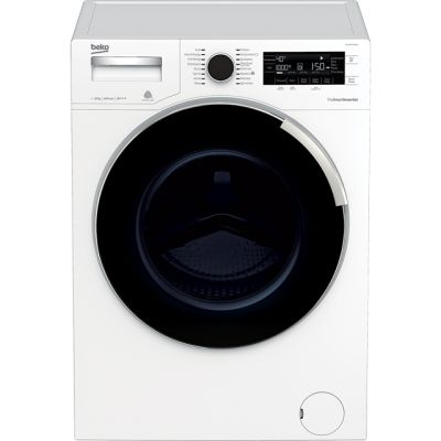 Beko WY124PT44MW 12Kg Washing Machine with 1400 rpm - White - A+++ Rated Best Price, Cheapest Prices