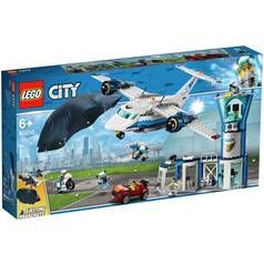 LEGO City Sky Police Air Base Tower Toy Plane & Car - 60210 Best Price, Cheapest Prices