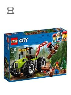 LEGO City 60181 Forest Tractor Best Price, Cheapest Prices