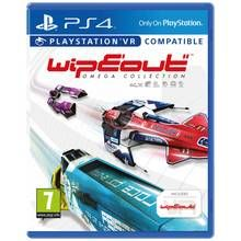 Wipeout Omega Collection PS4 Game (PS VR Compatible) Best Price, Cheapest Prices