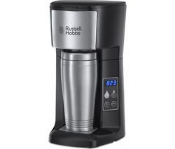 RUSSELL HOBBS Brew & Go 22630 Filter Coffee Machine - Stainless Steel Best Price, Cheapest Prices