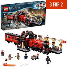 LEGO Harry Potter Hogwarts Express Train Toy - 75955 Best Price, Cheapest Prices