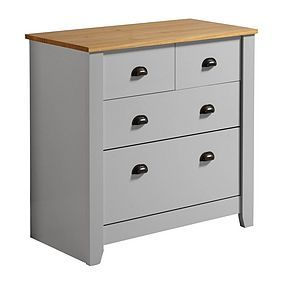 Ludlow Grey Chest of Drawers Best Price, Cheapest Prices