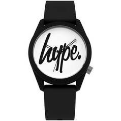 Hype White Dial Black Silicone Strap Watch Best Price, Cheapest Prices