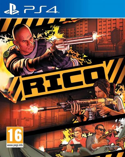 RICO PS4 Game Best Price, Cheapest Prices