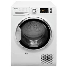Hotpoint NTM1182XB 8KG Heat Pump Tumble Dryer - White Best Price, Cheapest Prices