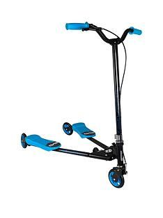 Evo Evo+ V-Flex Scooter &Ndash; Blue Best Price, Cheapest Prices