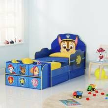 Paw Patrol Cube Toddler Bed Frame Best Price, Cheapest Prices