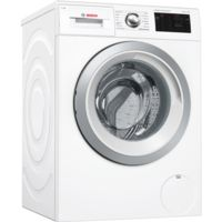 Bosch WAT286H0GB Serie 6 9kg 1400rpm Freestanding Washing Machine - White Best Price, Cheapest Prices