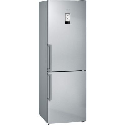 Siemens IQ-500 KG36NAI45 Wifi Connected 70/30 Frost Free Fridge Freezer - Stainless Steel - A+++ Rated Best Price, Cheapest Prices