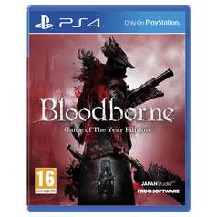 Bloodborne: Game of the Year Edition PS4 Game Best Price, Cheapest Prices