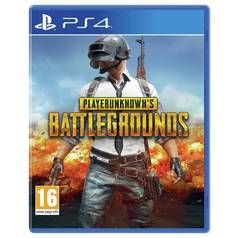 PlayerUnknown's Battlegrounds PS4 Game Best Price, Cheapest Prices