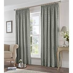 Fusion Eastbourne Lined Curtains