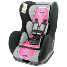 Nania Cosmo First Pop Group 0+/1 Car Seat - Pink