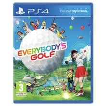 Everybodys Golf PS4 Game Best Price, Cheapest Prices