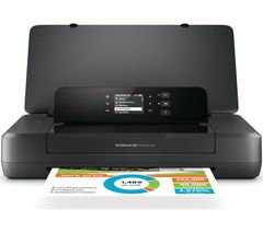 HP OfficeJet 200 Mobile Wireless Printer Best Price, Cheapest Prices