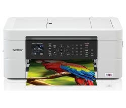 BROTHER MFCJ497DW All-in-One Wireless Inkjet Printer with Fax Best Price, Cheapest Prices