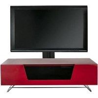 Alphason CRO2-1200BKT-RE Chromium 2 TV Cabinet with Bracket for up to 50
