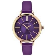 Sekonda Editions Purple and Rose Gold Plated Watch Best Price, Cheapest Prices