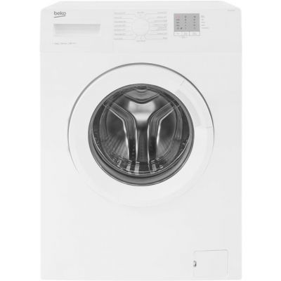 Beko WTG620M1W 6Kg Washing Machine with 1200 rpm - White - A+++ Rated Best Price, Cheapest Prices