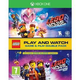 LEGO Movie 2 Xbox One Game & Movie Double Pack Best Price, Cheapest Prices