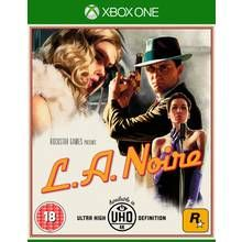 LA Noire Xbox One Game Best Price, Cheapest Prices