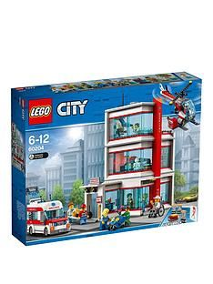 LEGO City 60204 City Hospital Best Price, Cheapest Prices