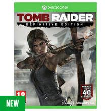 Tomb Raider: Definitive Edition Xbox One Game Best Price, Cheapest Prices