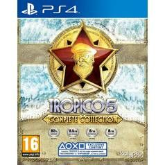 Tropico 5 Complete Collection PS4 Game Best Price, Cheapest Prices