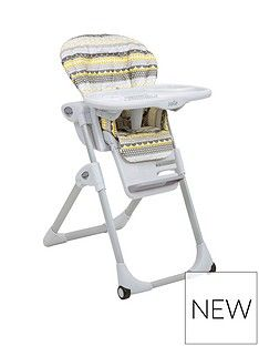 Joie Mimzy 2 in 1 Highchair- Heyday Best Price, Cheapest Prices